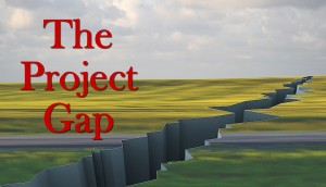 The Project Gap