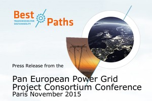 Best Paths To An Integrated European Power Network