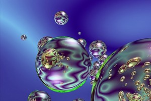 Could A Bubble Make Hydrogen Storage Safer?