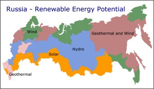 Russian Renewables Study – A Lesson For Britain