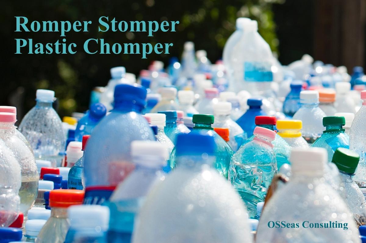 Romper Stomper Plastic Chomper